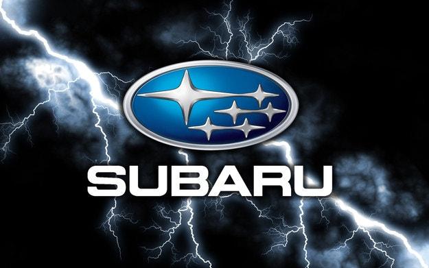 Subaru отзывает в Японии почти 100 тыс. автомобилей