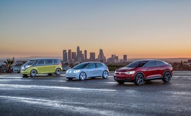 Volkswagen выпустит не менее 50 миллионов электромобиле