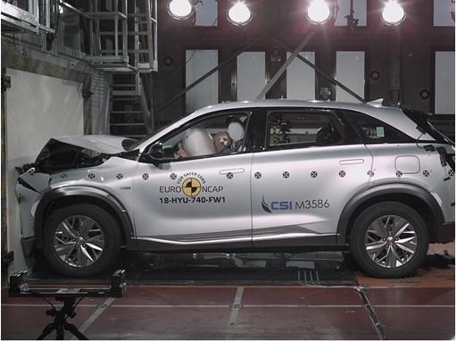 Краш-тесты Euro NCAP. Самые безопасные автомобили 2018 года