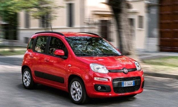 Fiat Panda и Jeep Wrangler провал краш-тестов Euro NCAP
