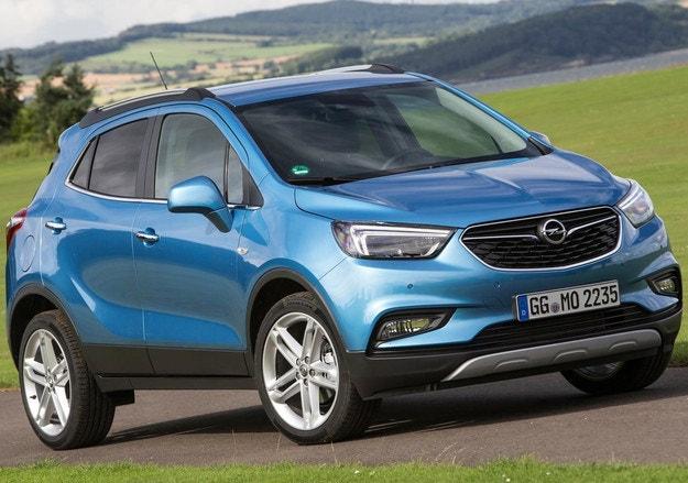 Opel превращает кроссовер Mokka X в электрический автомобиль