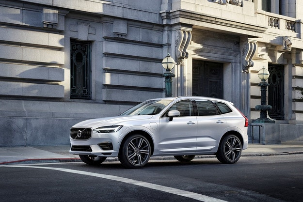 Продажи: мировой рекорд для Volvo Cars за 2018 год