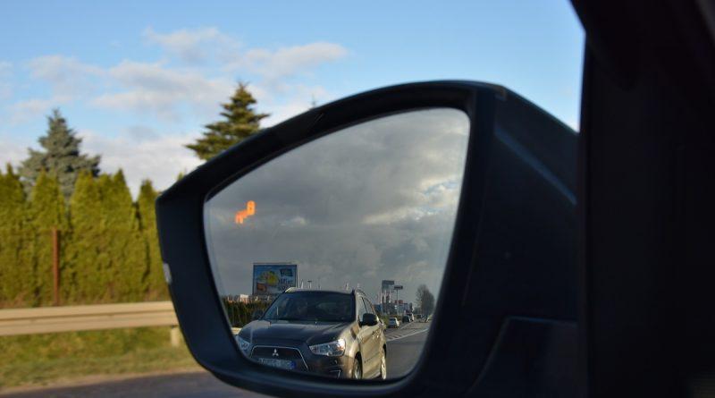 Зеркала в машине. Для чего, и как использовать?