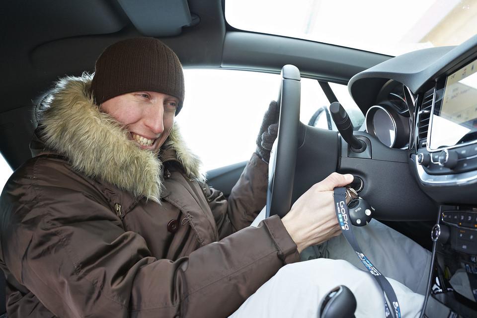 Типичные автомобильные проблемы зимой