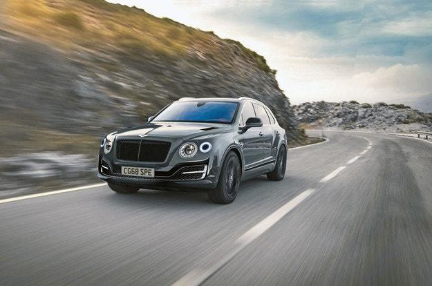 Bentley готовит Bentayga Speed с мощностью 650 л.с.