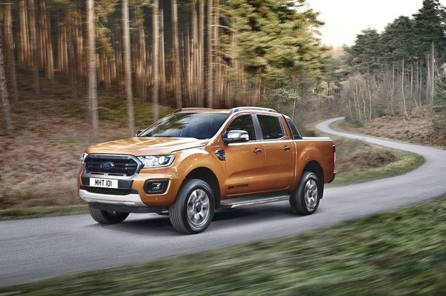 Обновление пикапа Ford Ranger для Европы