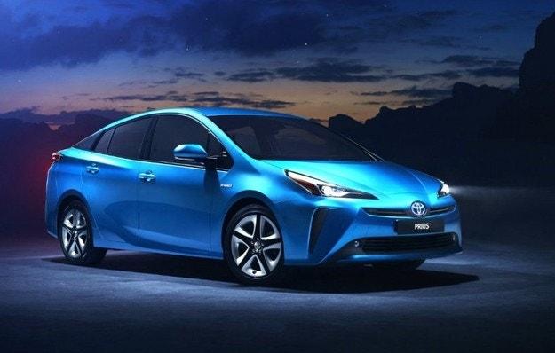 Toyota Prius для Европы получает двойную трансмиссию