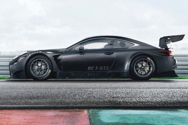 Новый тизер Lexus RC F Track Edition 2020