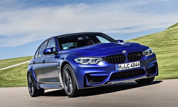 Новый BMW M3 с 500 л.с. и механическая коробка передач