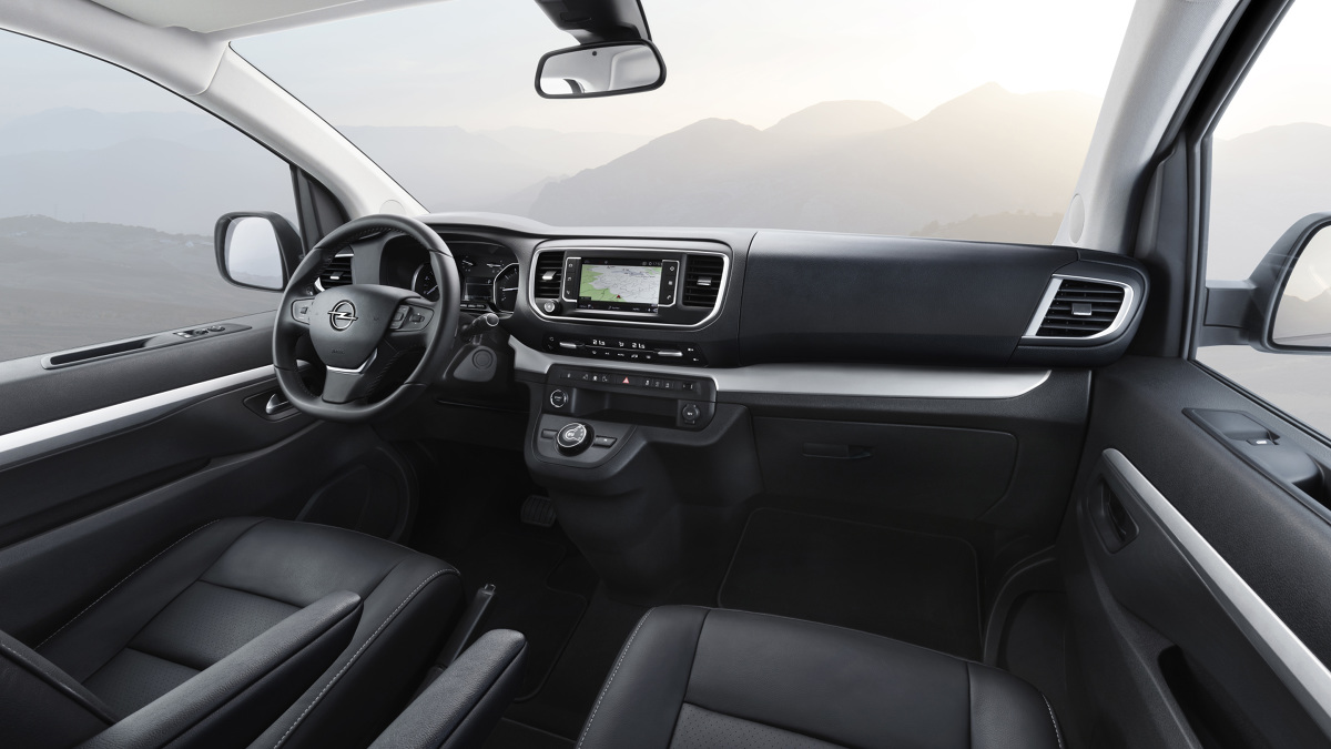Opel Zafira Life. Что предлагает новая модель?