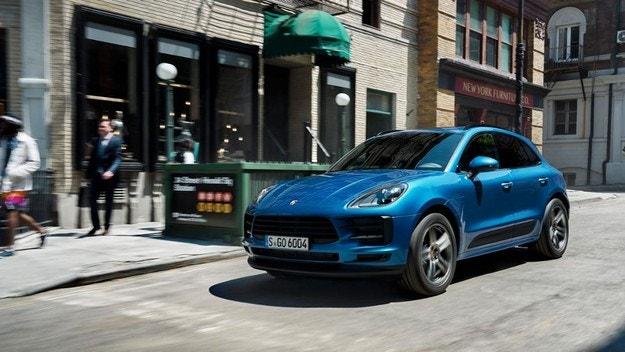 Porsche достиг нового пика продаж по всему миру