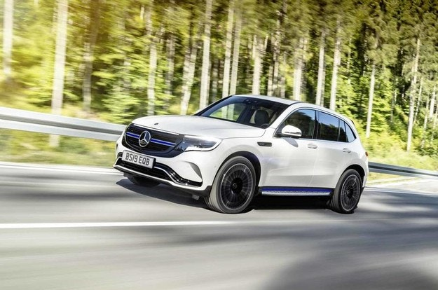 Новый Mercedes-Benz GLB будет иметь электрическую версию