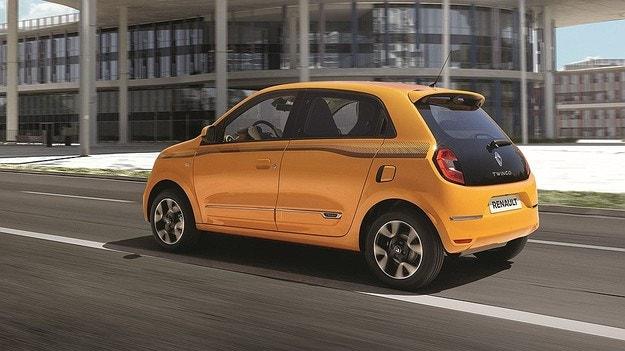 Renault обновил хэтчбек Twingo