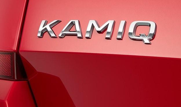 Skoda Kamiq новый компактный кроссовер