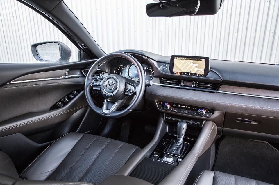 Mazda 6 универсал 2.2 SkyActivD 4x4