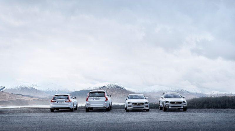 Volvo. Рекордный год марки