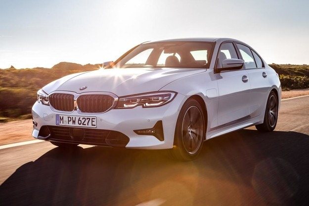 Новый BMW 3 Series 3 Touring станет гибридом