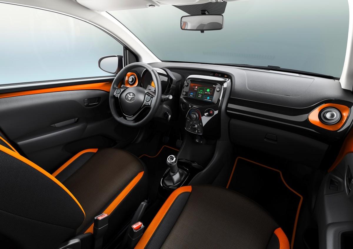 Женева 2019. Toyota Aygo в версии x-cite