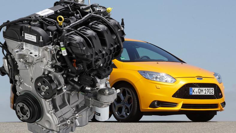 Ford с двигателем EcoBoost