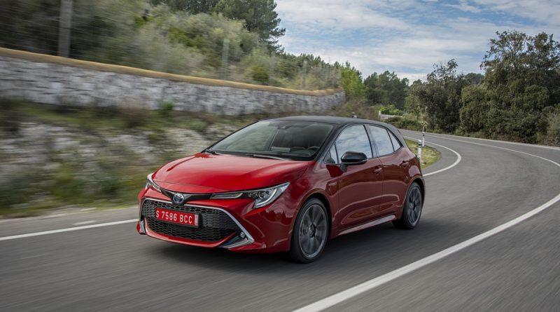 Toyota Corolla - быстрее и с лучшей управляемостью