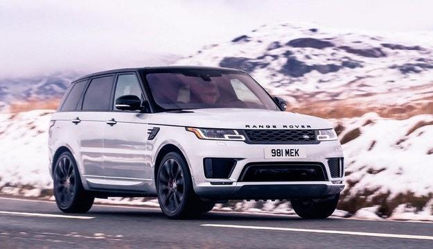 Range Rover Sport стал Mild Hybrid мощностью 400 л.с.