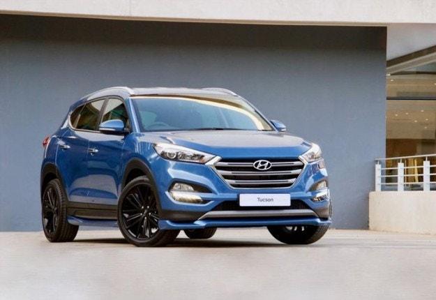 Hyundai готовит кроссовер Tucson N 350 л.с.