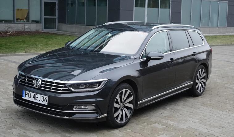 Volkswagen Passat 2.0 TDI против Touran 2.0 TDI