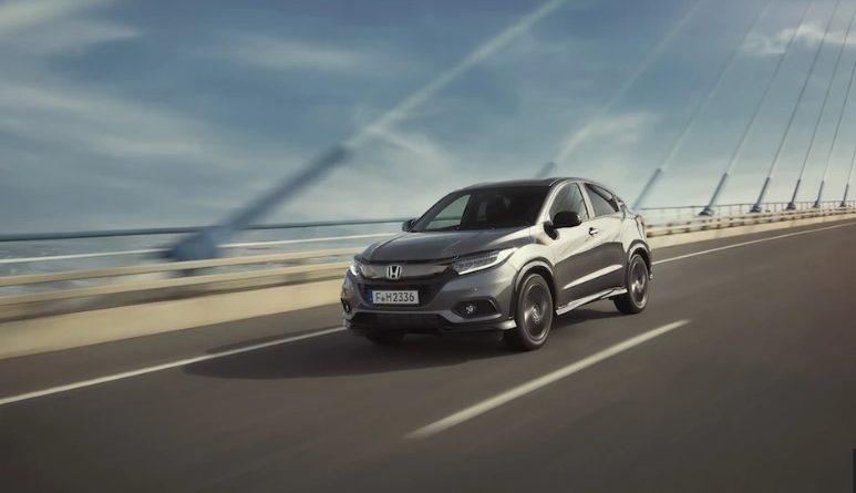 Honda HR-V для спорта