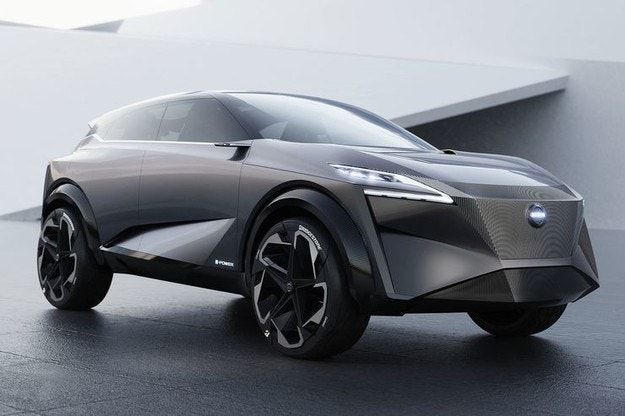 Nissan рассекретить предвестника нового Qashqai