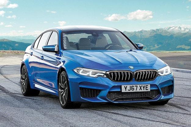 Новые BMW M3 и BMW M4 с двигателем 510 л.с.