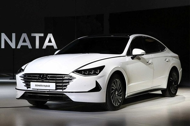 Новый Hyundai Sonata получит турбированный двигатель