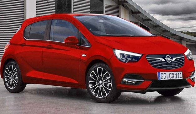 Новый Opel Corsa OPC станет электромобилем