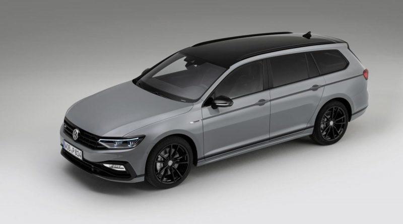 Женева 2019. Volkswagen Passat Variant R-Line