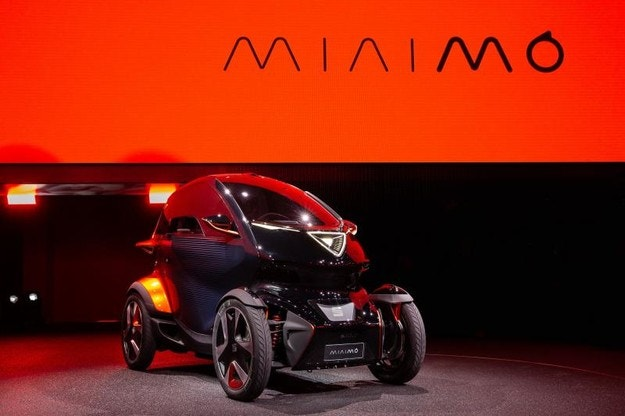 SEAT выбрал шины Bridgestone для Minimó