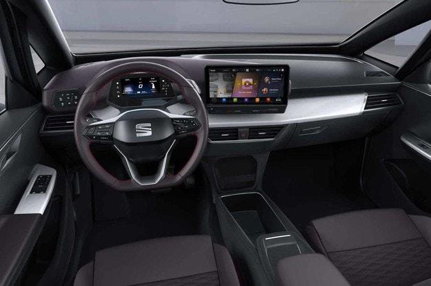 Seat представил свой первый электромобиль el-Born