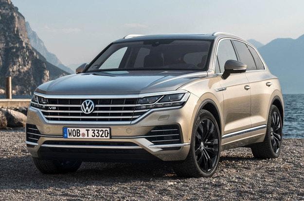 Volkswagen намерен отказаться от дизеля V8