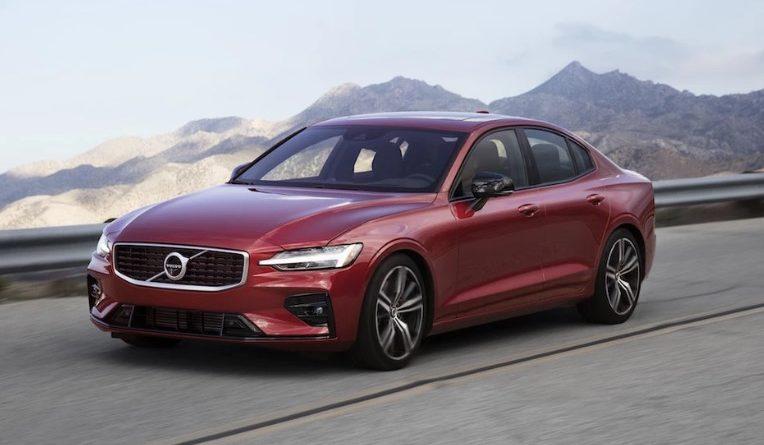 Новый Volvo S60 - спортивный средний класс
