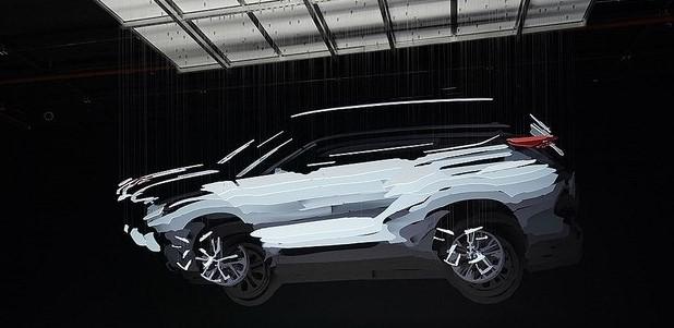 Toyota объявила о премьере нового Highlander
