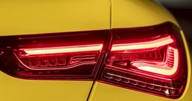 Mercedes-AMG показал видео-тизер о версии седана CLA нового поколения