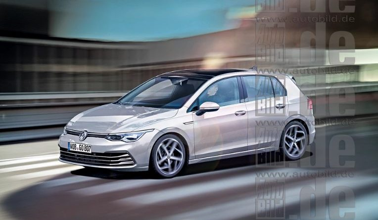 Volkswagen Golf VIII - снаружи тоже, внутри все новое