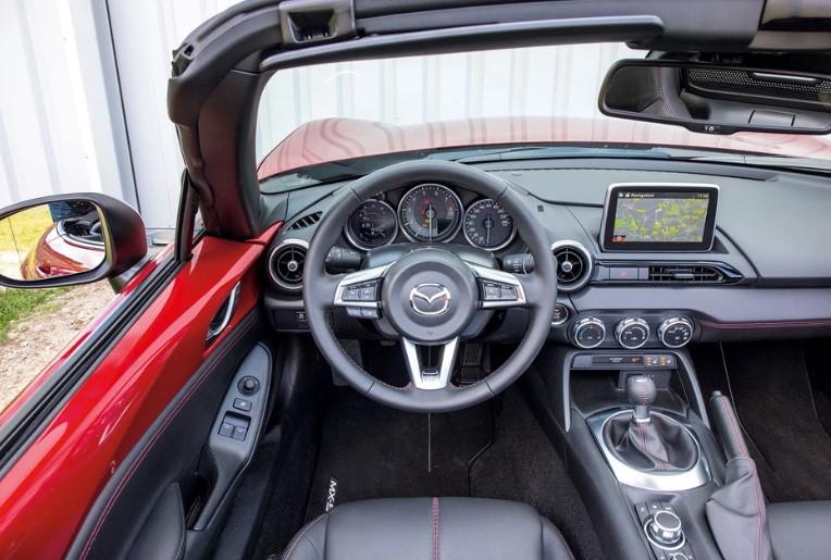 Бесконечное удовольствие - 100 000 км позади Mazda MX-5