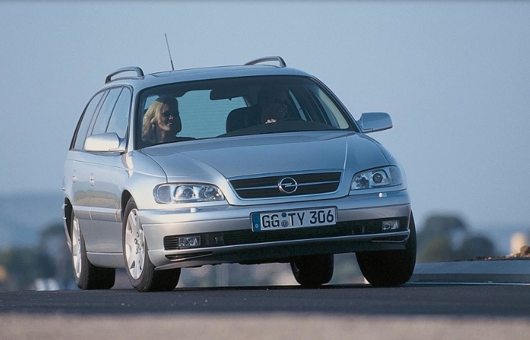 Opel Omega B2 Caravan - производство 1999-2003 года