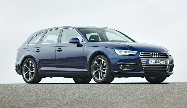 Тест Audi A4 2.0 TFSI