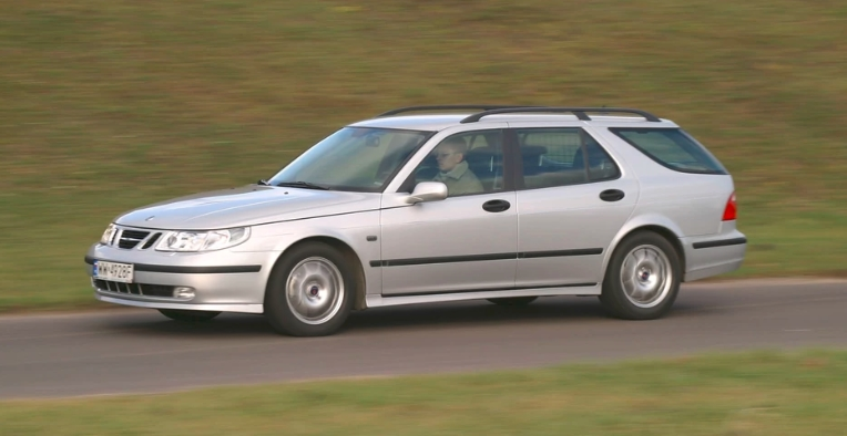Saab 9-5 Спорткомби - 1999-2009 года выпуска