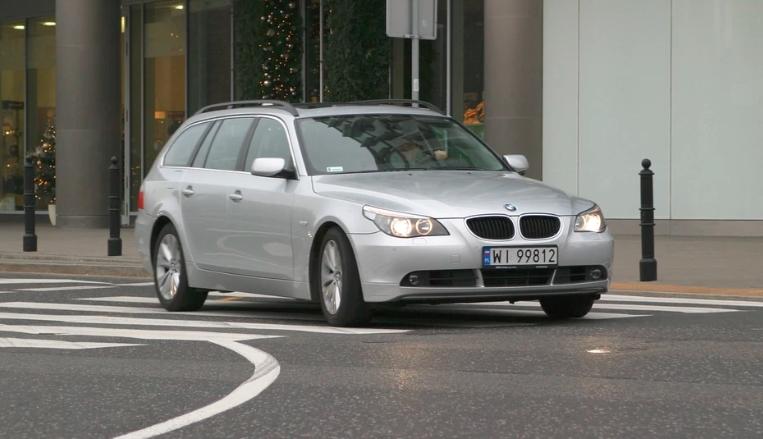 BMW 5 Series Touring - производство 2004-10 годы