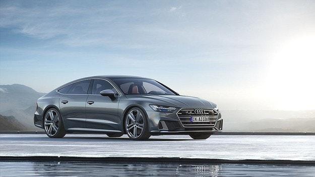 Audi S6, A6 Avant и S7 Sportback