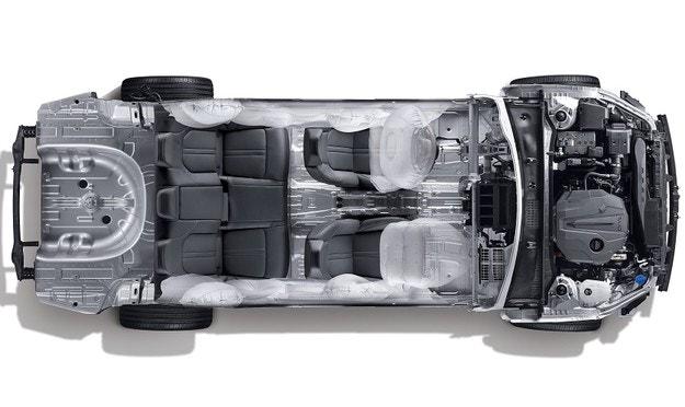 Hyundai Motor Company создала новую платформу
