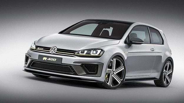Новый Volkswagen Golf R получит версию Plus