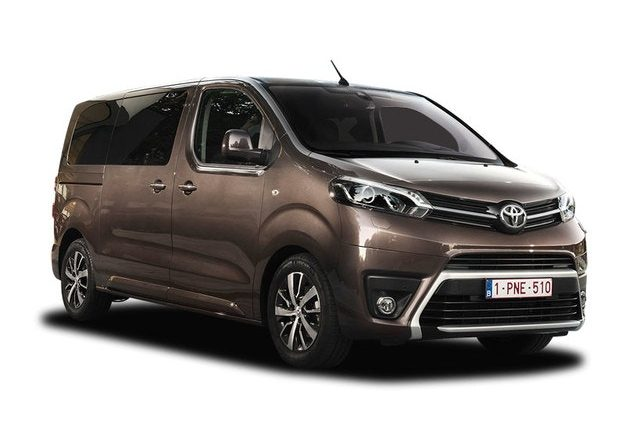 Toyota объявила о мировой премьере PROACE City