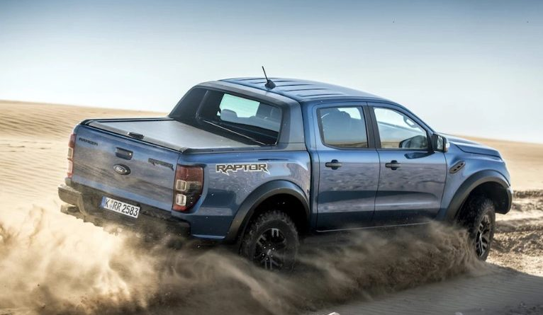 Ford Ranger Raptor - пикап с характером